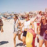10 herkenbare momenten op het strand