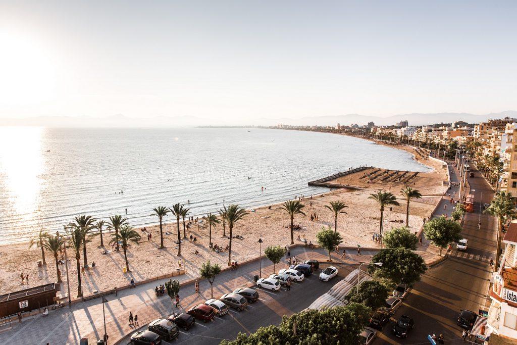 Mallorca - stranden