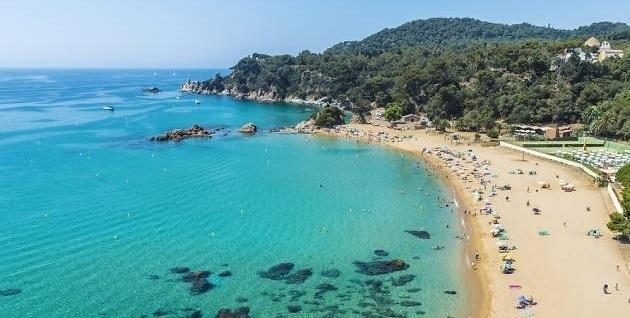 Playa Santa Christina